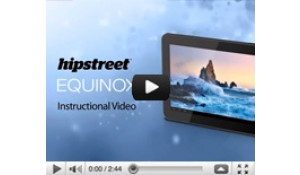 Hipstreet Equinox 2 Tablet Instructional