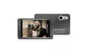 Hipstreet 8GB MP3 Video Player, Touchscreen With Camera (HS-3245)  - HS-3245-8GBCM