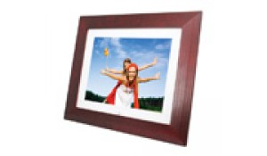 12 in. Wooden Digital Photo Frame - ME-DPF1241