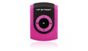 Hip Street 4GB Mini Clip MP3 Player - HS-601-4GBMX