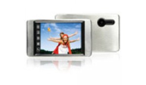 "Hip Street 2.8"" 16GB Video MP3 Player with Digital Camera  HS-3245"