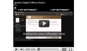 Adobe Digital Editions Basics