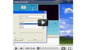 How to convert video using VideoConvert?